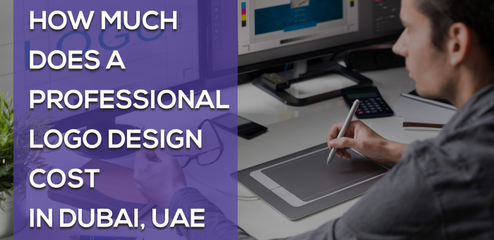 LOGO DESIGN COST IN DUBAI