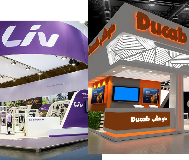 Event & Exhibition Stand Designs